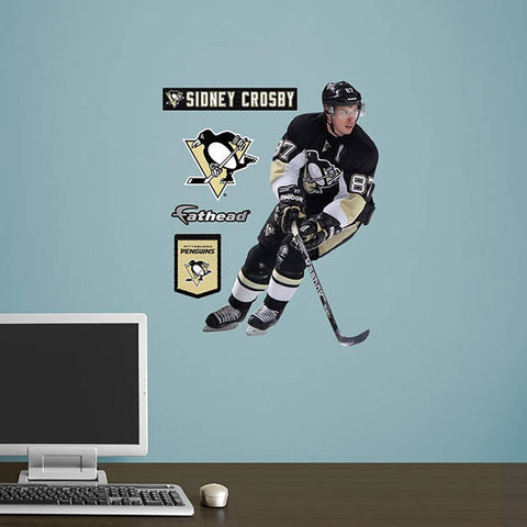 Pittsburgh Penguins Team Player FatHead