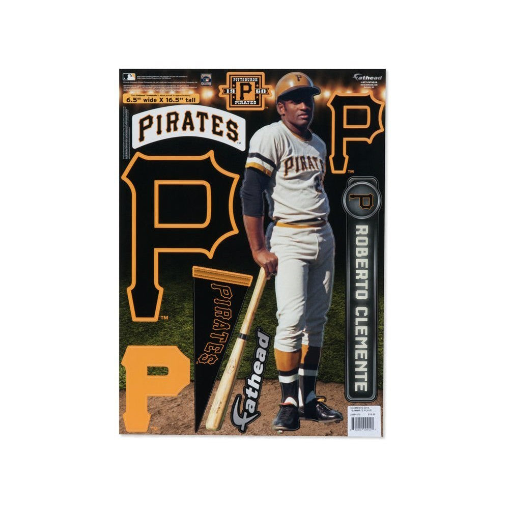 Pittsburgh Pirates Team Player FatHead