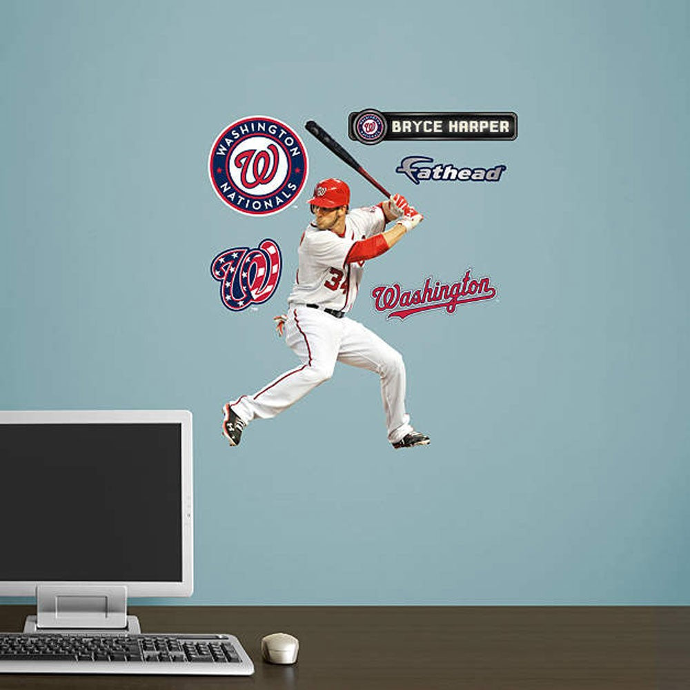 Washington Nationals Team Player FatHead