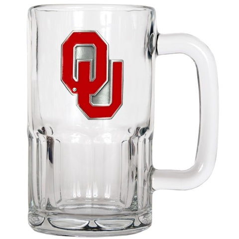 Oklahoma Sooners 20oz Root Beer Mug PL