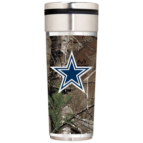 Dallas Cowboys 22oz Big Slim RT Tumbler