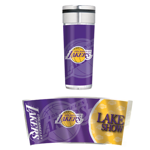 Los Angeles Lakers 22oz Big Slim Tumbler