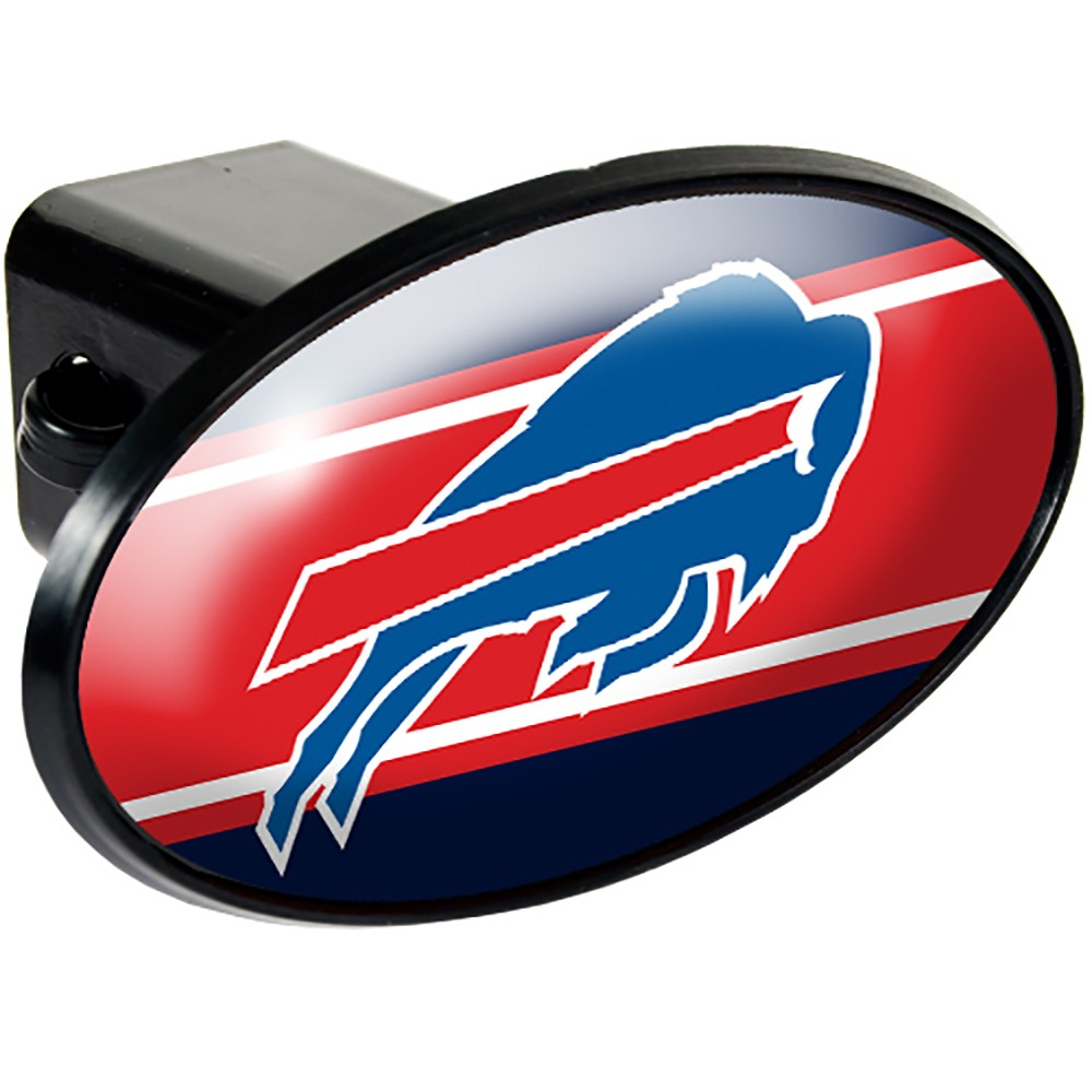 Buffalo Bills Oval Hitch Cover