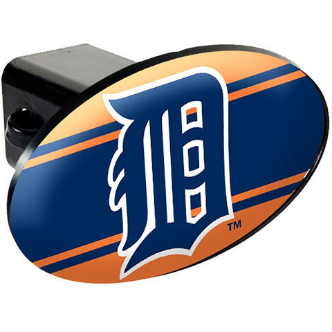 Detroit Tigers Oval Hitch Cover