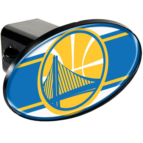 Golden State Warriors Oval Hitch Cover