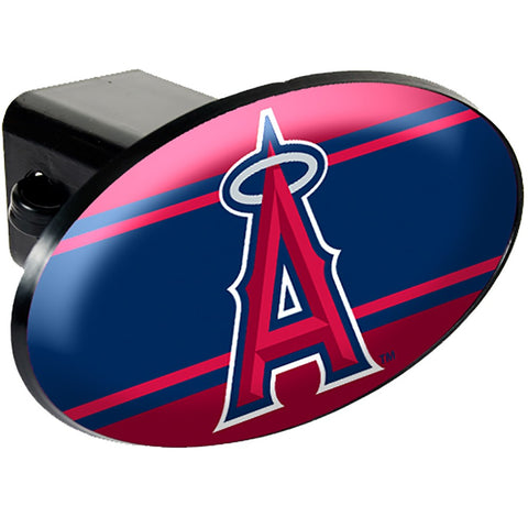 Los Angeles Angels Oval Hitch Cover