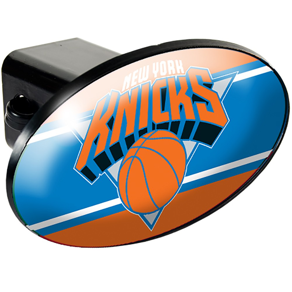 New York Knicks Oval Hitch Cover