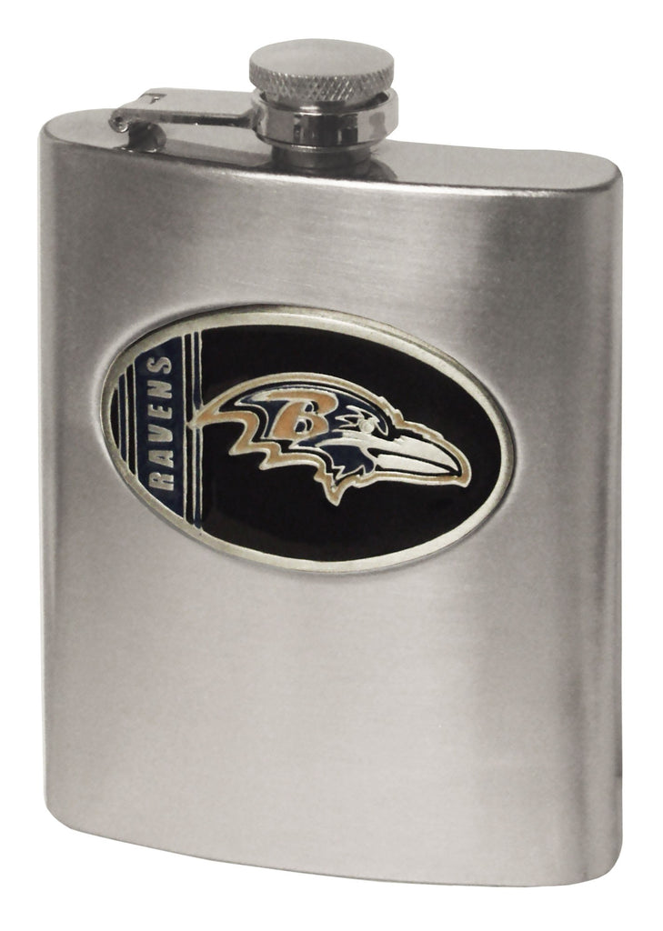 Baltimore Ravens Hip Flask