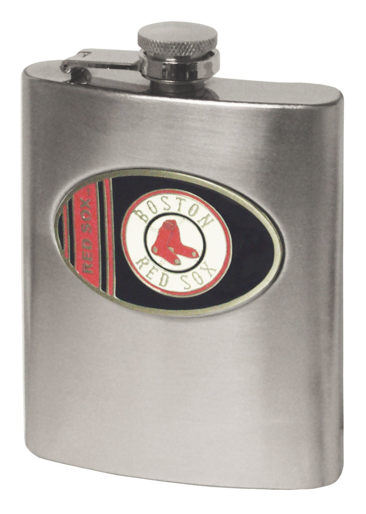Boston Red Sox Hip Flask