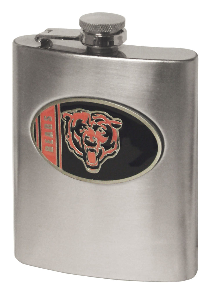 Chicago Bears Hip Flask