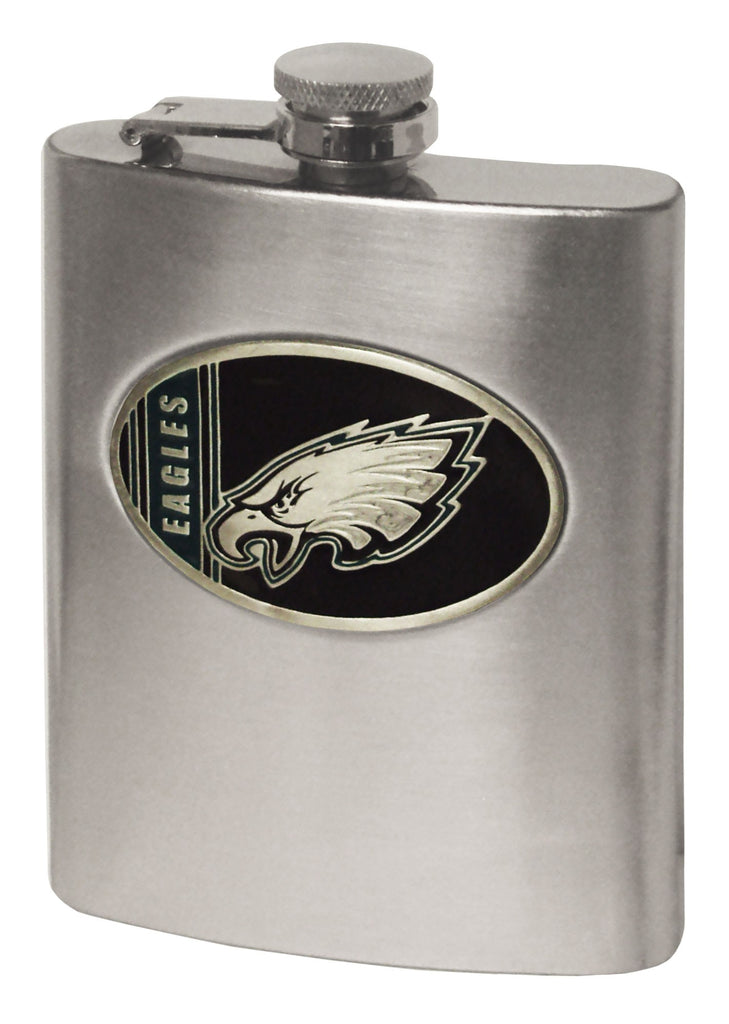 Philadelphia Eagles Hip Flask