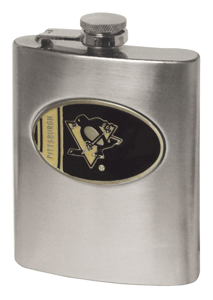 Pittsburgh Penguins Hip Flask