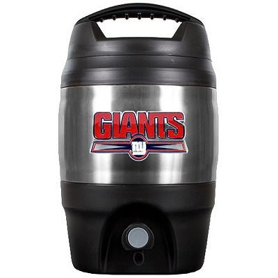 New York Giants Keg