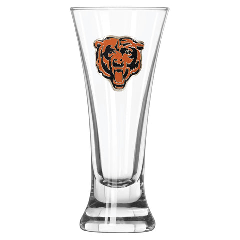 Chicago Bears Logo Glass Pilsner