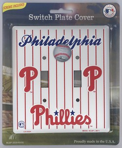 Philadelphia Phillies Metal SPC