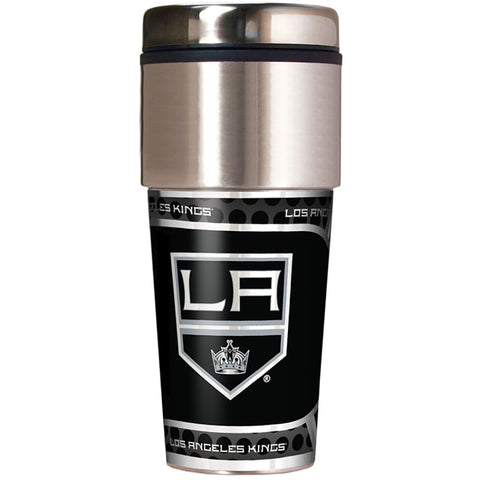 Los Angeles Kings Metallic Tumbler