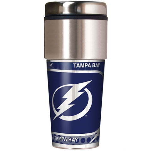 Tampa Bay Lightning Metallic Tumbler