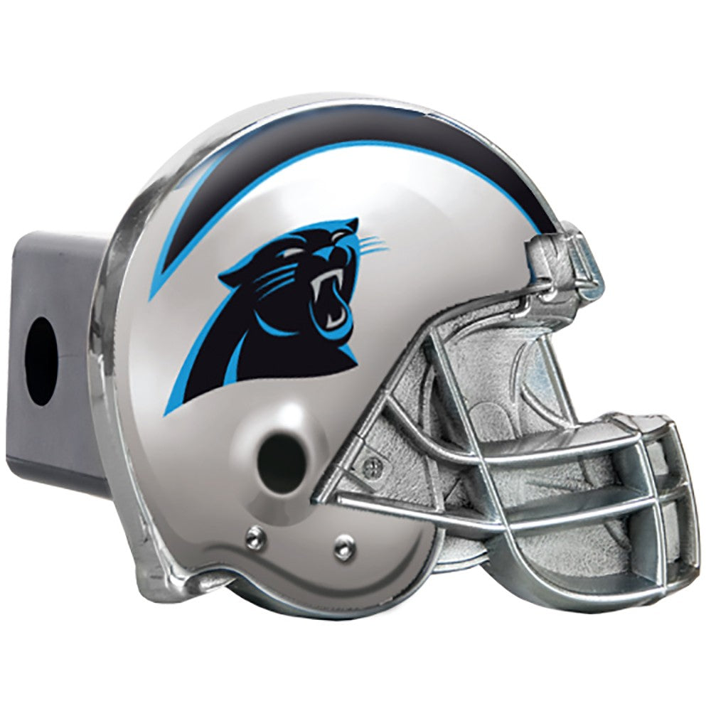 Carolina Panthers Pewter Hitch Cover