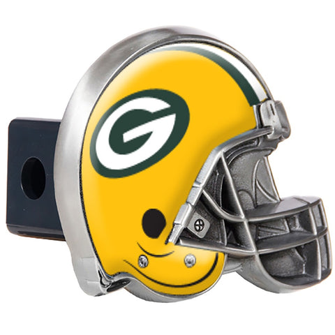 Green Bay Packers Pewter Hitch Cover
