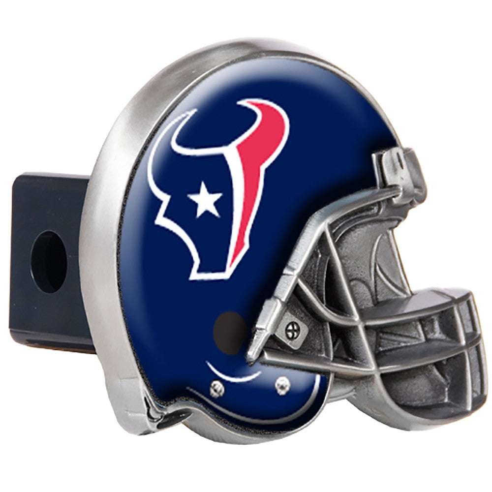 Houston Texans Pewter Hitch Cover