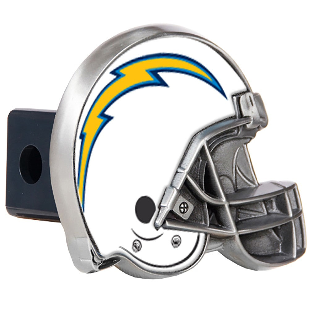 Los Angeles Chargers Pewter Hitch Cover