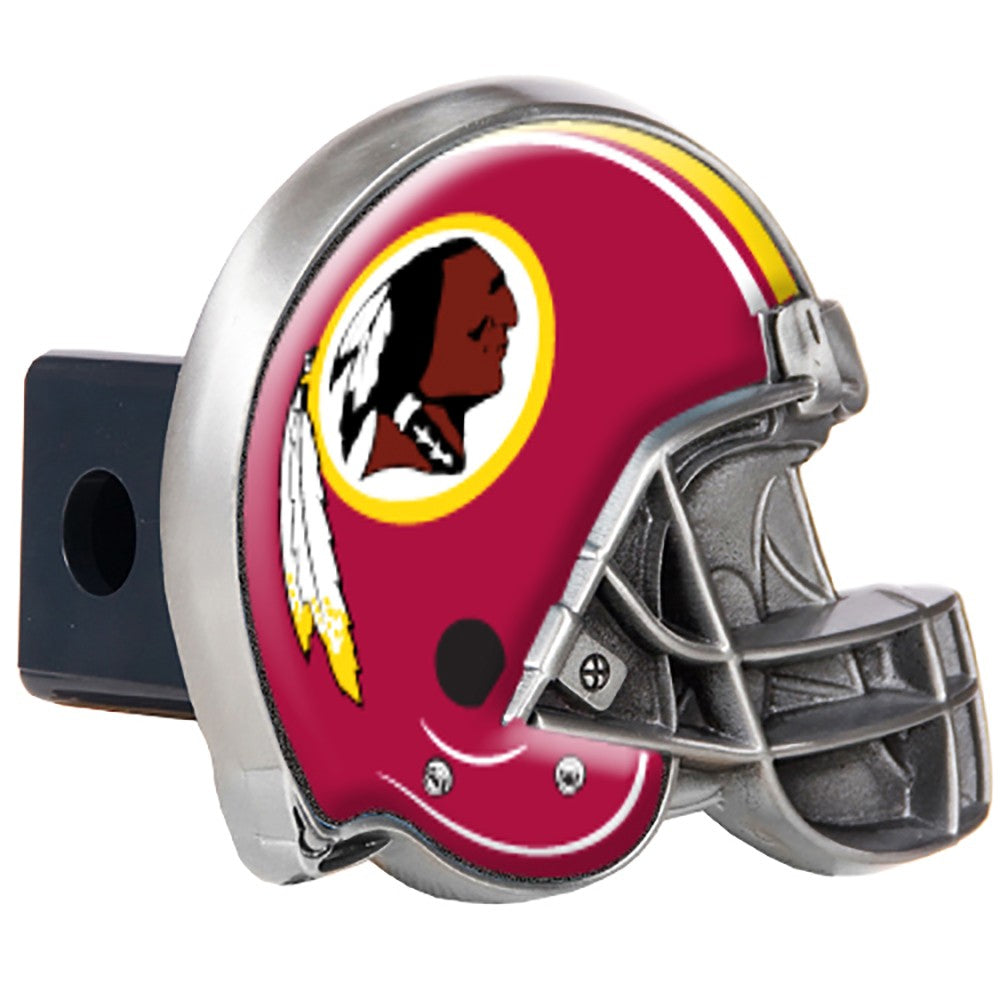 Washington Redskins Pewter Hitch Cover