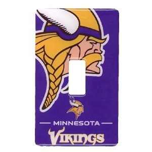 Minnesota Vikings Peel N Stick SPC