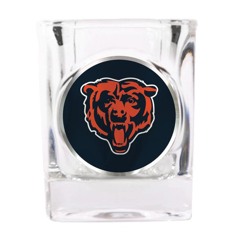 Chicago Bears Square Shot Glass