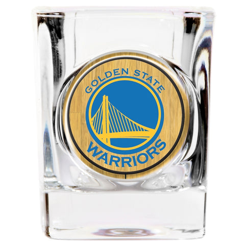 Golden State Warriors Square Shot Glass