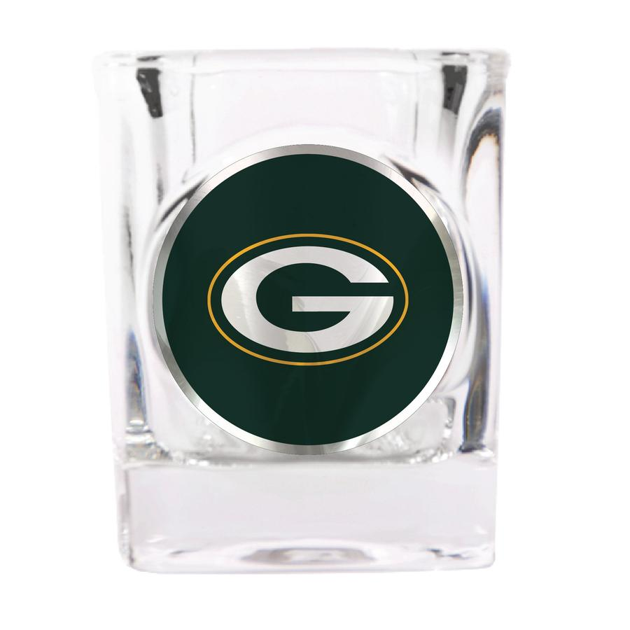 Green Bay Packers Square Shot Glass