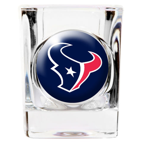 Houston Texans Square Shot Glass
