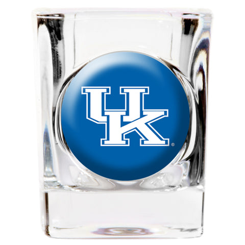 Kentucky Wildcats Square Shot Glass