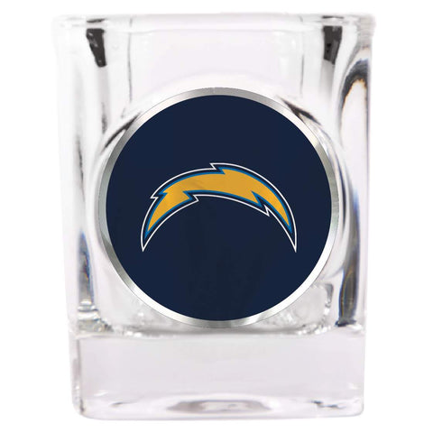 Los Angeles Chargers Square Shot Glass