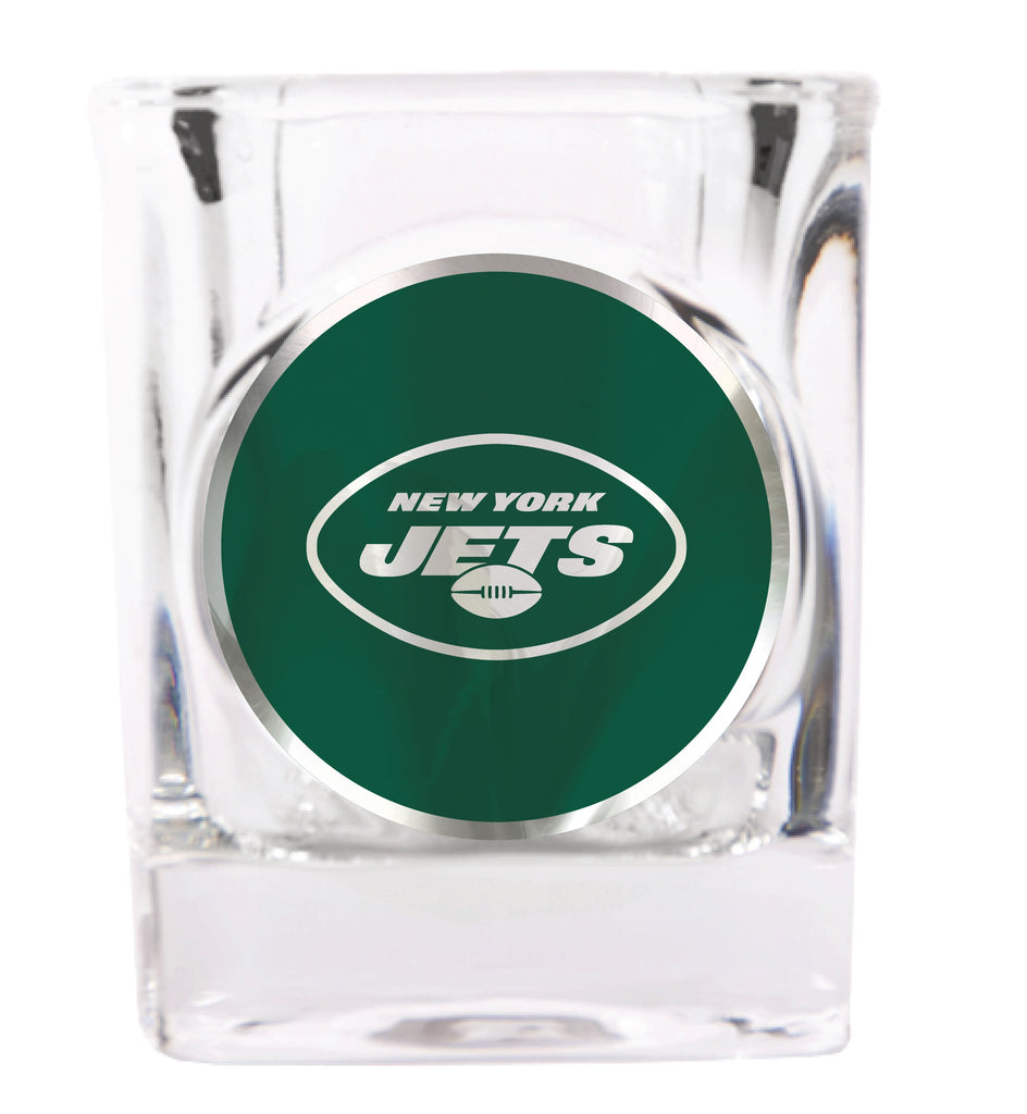 New York Jets Square Shot Glass