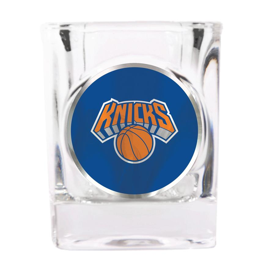 New York Knicks Square Shot Glass