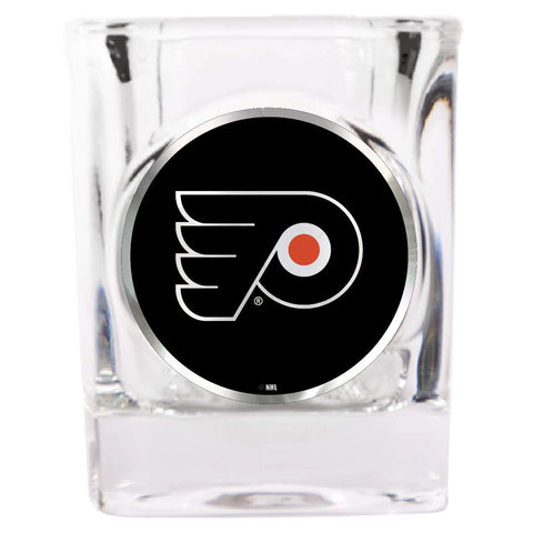 Philadelphia Flyers Square Shot Glass