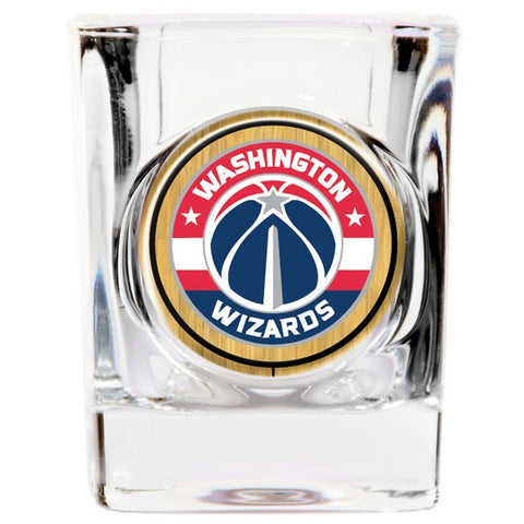 Washington Wizards Square Shot Glass