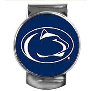 Penn State Nittany Lions Steel Money Clip