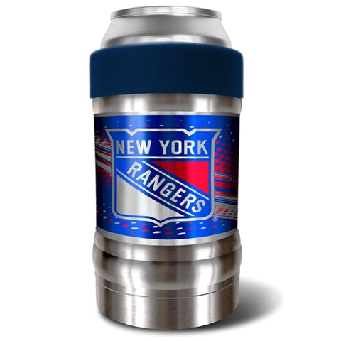"New York Rangers ""The Locker"" Vacuum Insulated Can and Bottle Holder"