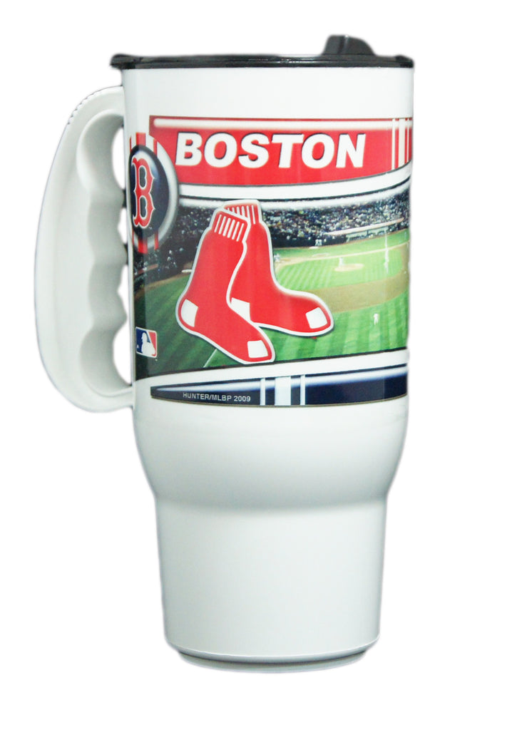 Boston Red Sox Travel Mug w/ Wrap