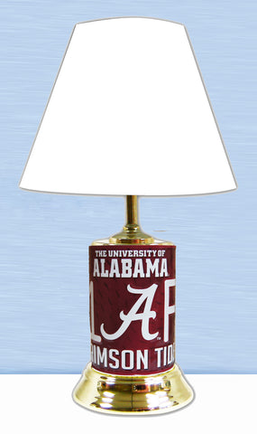 Alabama Crimson Tide #1 Fan Lamp