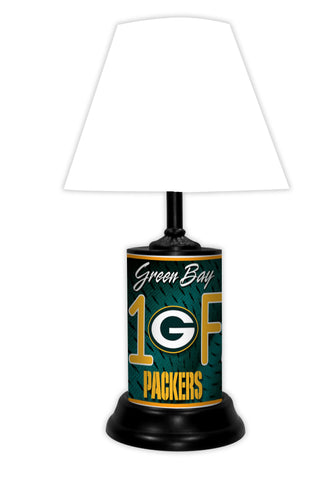 Green Bay Packers #1 Fan Lamp