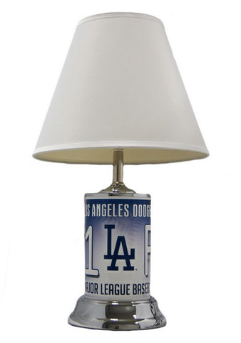 Los Angeles Dodgers #1 Fan Lamp