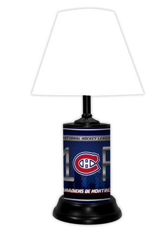 Montreal Canadiens #1 Fan Lamp