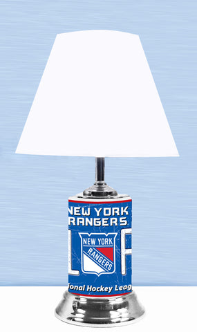 New York Rangers #1 Fan Lamp