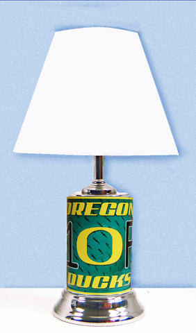 Oregon Ducks #1 Fan Lamp