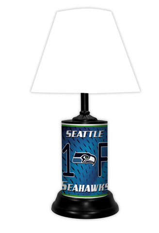 Seattle Seahawks #1 Fan Lamp
