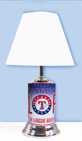 Texas Rangers #1 Fan Lamp