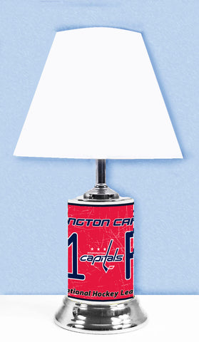 Washington Capitals #1 Fan Lamp