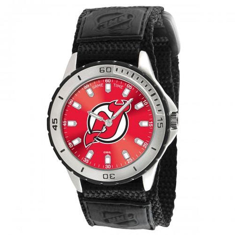 New Jersey Devils Veterans Series Mens Watch